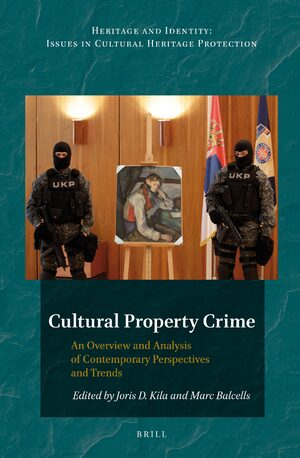 Cover Cultural Property Crime