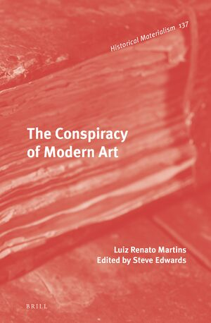 Cover The Conspiracy of Modern Art
