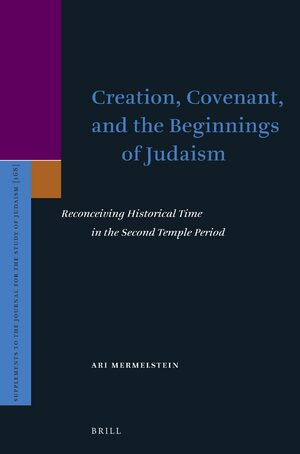 Cover Creation, Covenant, and the Beginnings of Judaism