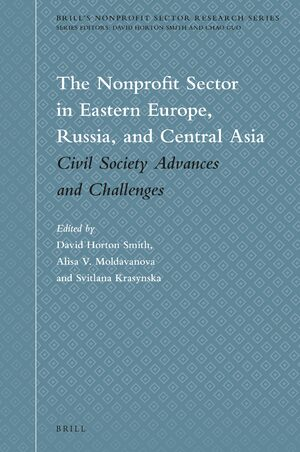 Cover The Nonprofit Sector in Eastern Europe, Russia, and Central Asia