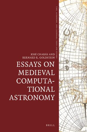 Cover Essays on Medieval Computational Astronomy