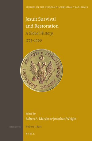Cover Jesuit Survival and Restoration