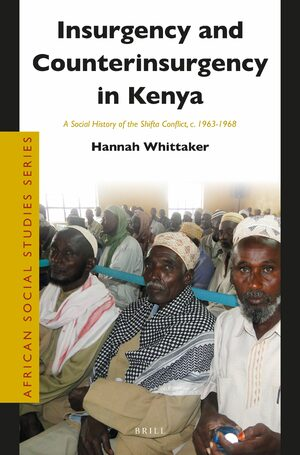 Cover Insurgency and Counterinsurgency in Kenya