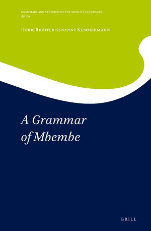Cover A Grammar of Mbembe