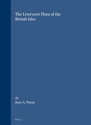 Cover The Liverwort Flora of the British Isles