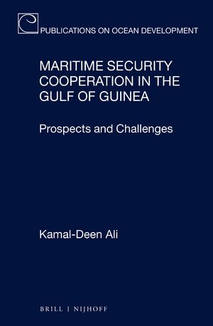 Cover Maritime Security Cooperation in the Gulf of Guinea