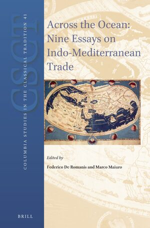 Cover Across the Ocean: Nine Essays on Indo-Mediterranean Trade