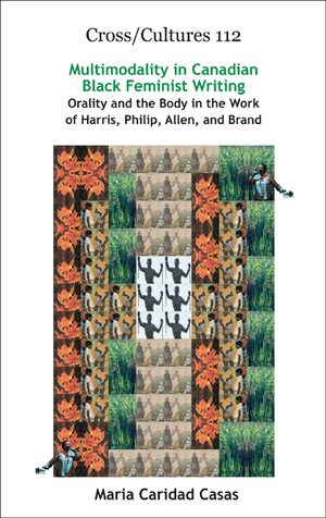 Cover Multimodality in Canadian Black Feminist Writing