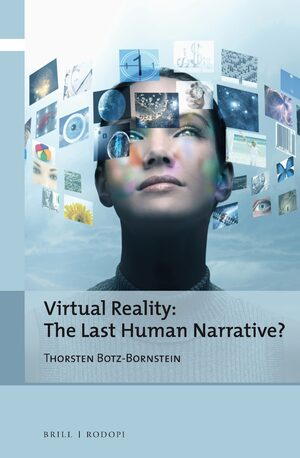 Cover Virtual Reality: The Last Human Narrative?