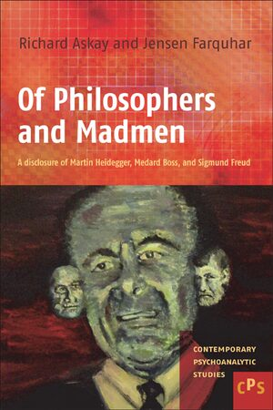 Cover Of Philosophers and Madmen