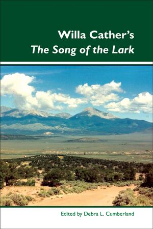 Cover Willa Cather's <i>The Song of the Lark</i>