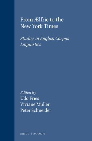 Cover From Ælfric to the New York Times