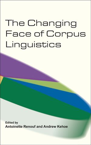 Cover The Changing Face of Corpus Linguistics