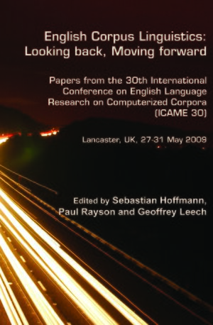 Cover English Corpus Linguistics: Looking back, Moving forward