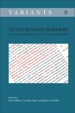 Cover Texts beyond Borders