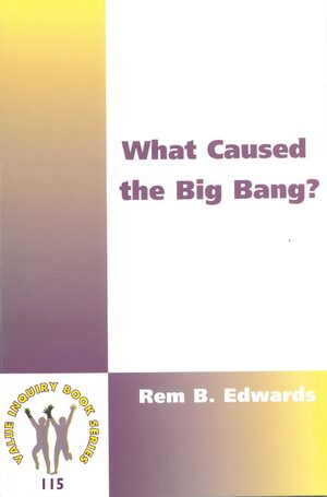 Cover What Caused the Big Bang?