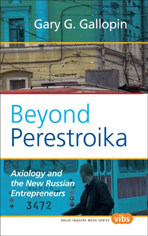 Cover Beyond Perestroika
