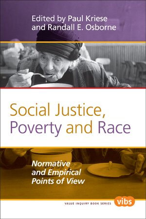 Cover Social Justice, Poverty and Race