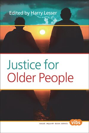 Cover Justice for Older People