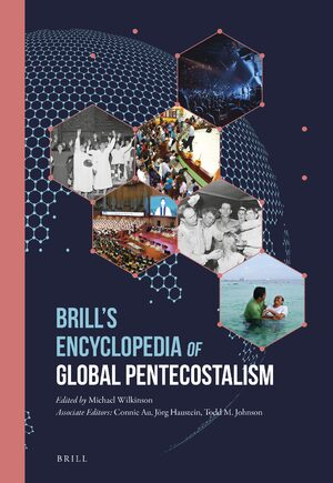 Cover Brill's Encyclopedia of Global Pentecostalism