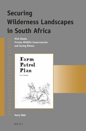 Cover Securing Wilderness Landscapes in South Africa