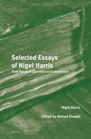 Cover Selected Essays of Nigel Harris