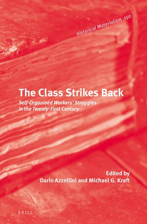 Cover The Class Strikes Back