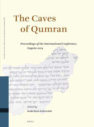 Cover The Caves of Qumran