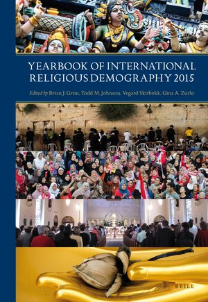 Cover Yearbook of International Religious Demography 2015