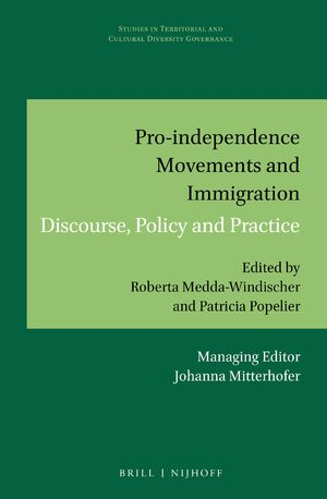 Cover Pro-independence Movements and Immigration