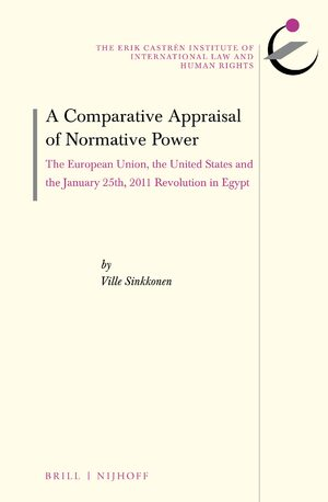 Cover A Comparative Appraisal of Normative Power