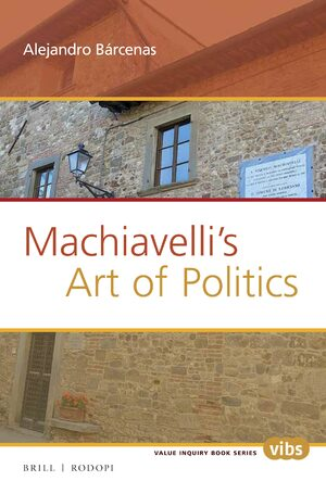 Cover Machiavelli's Art of Politics