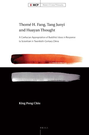 Cover Thomé H. Fang, Tang Junyi and Huayan Thought
