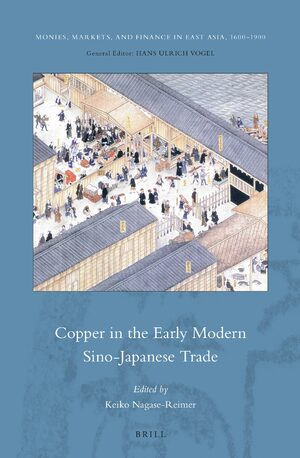 Cover Copper in the Early Modern Sino-Japanese Trade