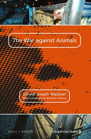 Cover The War against Animals