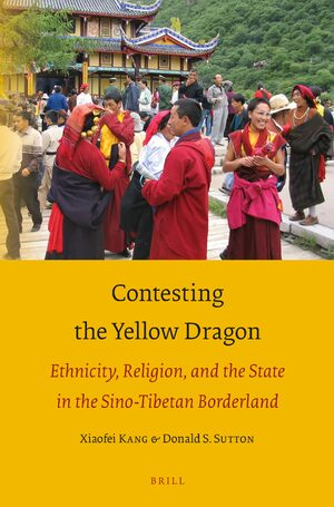 Cover Contesting the Yellow Dragon