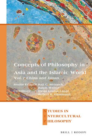 Cover Concepts of Philosophy in Asia and the Islamic world