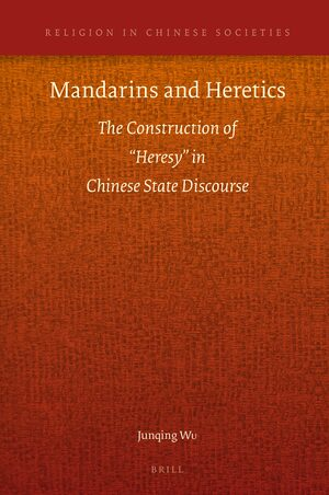 Cover Mandarins and Heretics