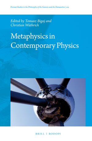 Cover Metaphysics in Contemporary Physics
