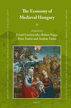 Cover The Economy of Medieval Hungary
