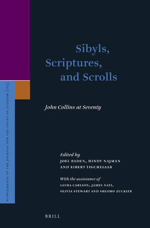 Cover Sibyls, Scriptures, and Scrolls