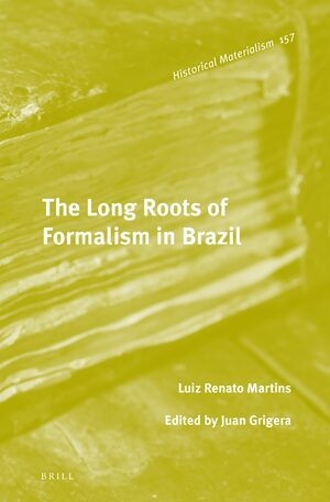 Cover The Long Roots of Formalism in Brazil