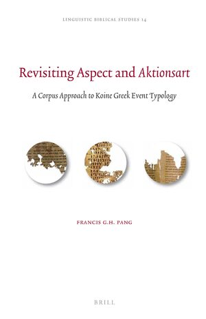 Cover Revisiting Aspect and <i>Aktionsart</i>