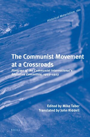 Cover The Communist Movement at a Crossroads