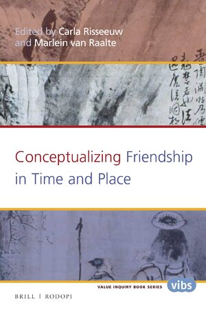 Cover Conceptualizing Friendship in Time and Place