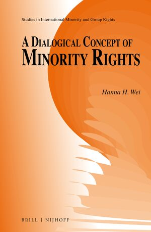Cover A Dialogical Concept of Minority Rights