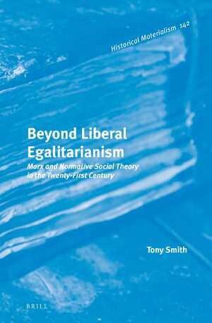 Cover Beyond Liberal Egalitarianism