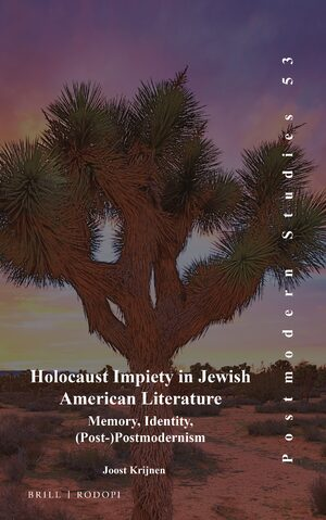 Cover Holocaust Impiety in Jewish American Literature