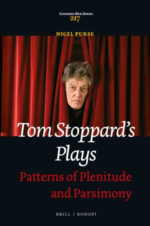Cover Tom Stoppard's Plays
