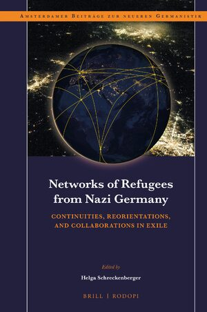 Cover Networks of Refugees from Nazi Germany